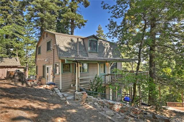 870 Lakeview, Twin Peaks, CA 92391 (#EV21159394) :: Latrice Deluna Homes
