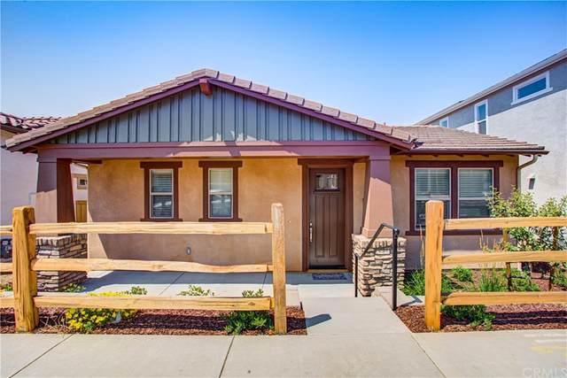 3935 Kilbern Way, San Luis Obispo, CA 93401 (#SC21157715) :: Team Tami