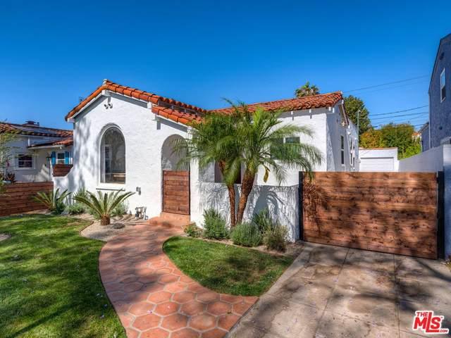 4334 10Th Avenue, Los Angeles (City), CA 90008 (#21763436) :: Latrice Deluna Homes