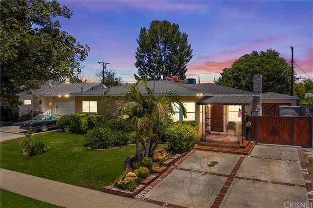 7436 Genesta Avenue, Lake Balboa, CA 91406 (MLS #SR21146935) :: CARLILE Realty & Lending