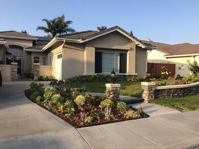 3818 Via Del Rancho, Oceanside, CA 92056 (#NDP2108498) :: Latrice Deluna Homes