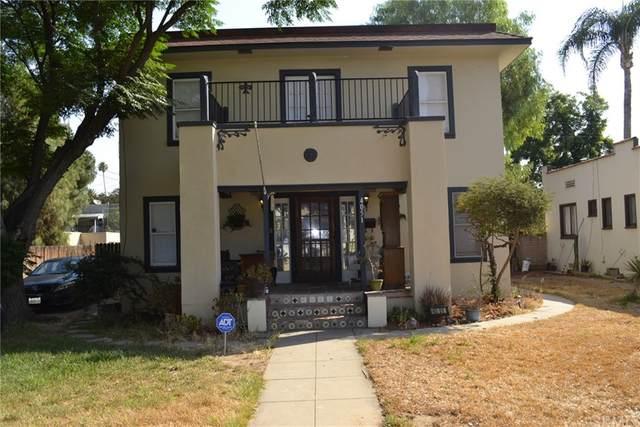 4051 Larchwood Place, Riverside, CA 92506 (#SW21158856) :: The DeBonis Team