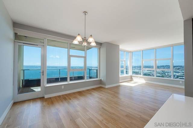 1325 Pacific Hwy #2607, San Diego, CA 92101 (#210020503) :: Realty ONE Group Empire
