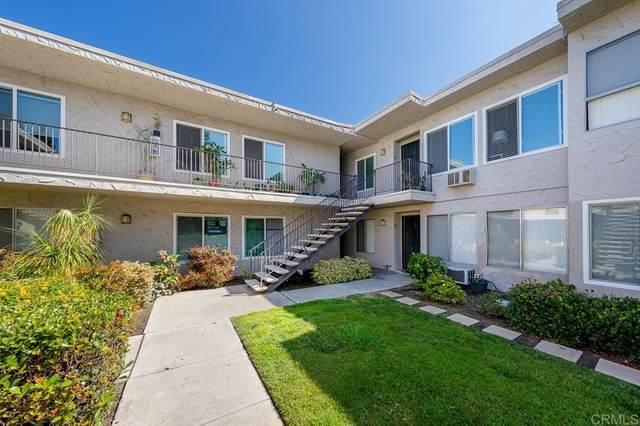 8220 Vincetta Drive #58, La Mesa, CA 91942 (#PTP2105108) :: Cochren Realty Team | KW the Lakes