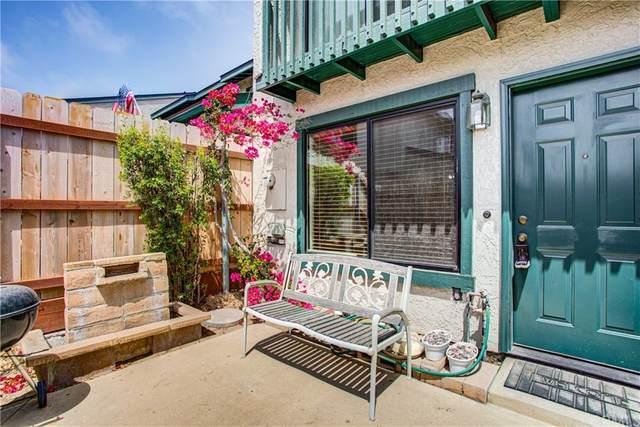 1976 La Tijera Court #8, Oceano, CA 93445 (#PI21159787) :: The Marelly Group | Sentry Residential