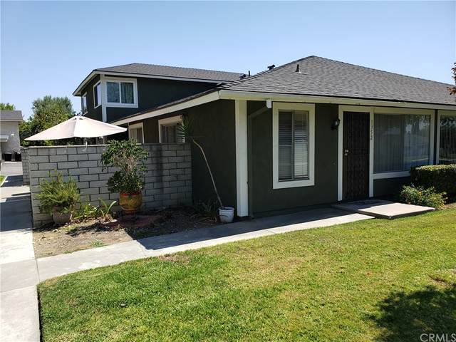 1352 E Fairgrove Avenue, West Covina, CA 91792 (#IV21159524) :: Jett Real Estate Group