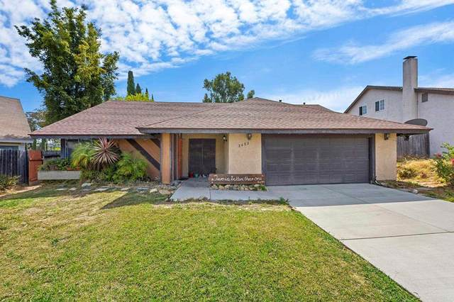 2482 Bradley Street, Oceanside, CA 92056 (#NDP2108499) :: Latrice Deluna Homes