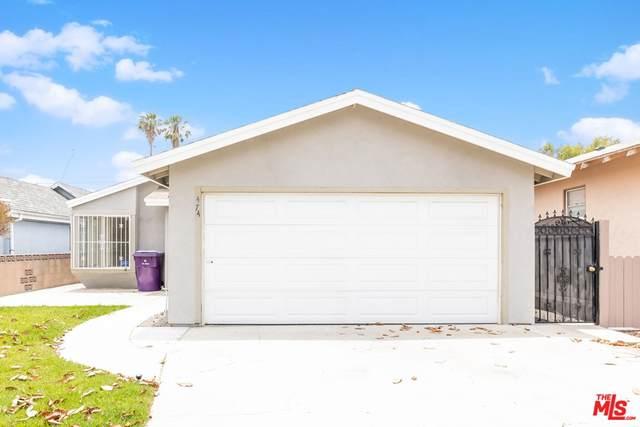 474 E Ellis Street, Long Beach, CA 90805 (#21763174) :: Eight Luxe Homes