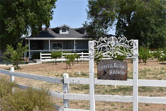 1215 Santa Rita Road, Templeton, CA 93465 (#NS21159657) :: Mark Nazzal Real Estate Group