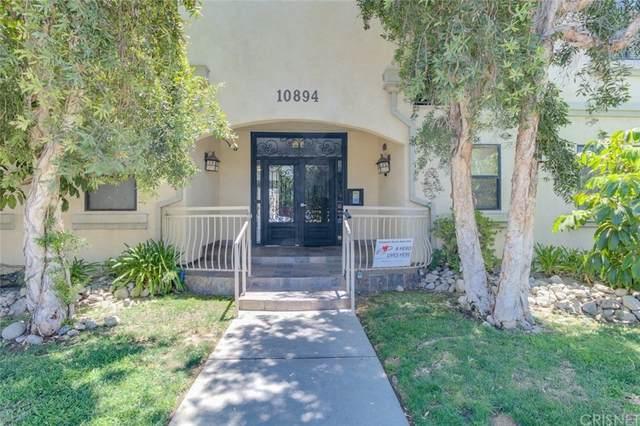10894 Olinda Street #110, Sun Valley, CA 91352 (#SR21158168) :: Robyn Icenhower & Associates