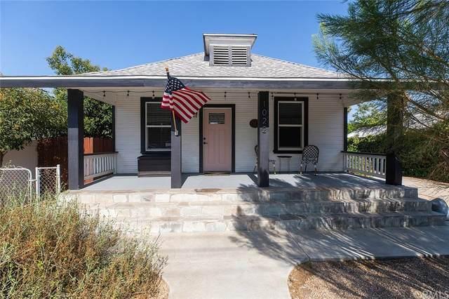 1022 Washington Street, Redlands, CA 92374 (#EV21159711) :: The Miller Group