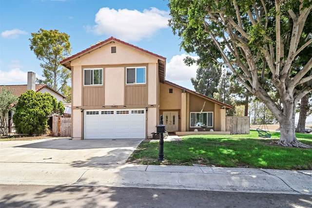 1683 Rocky Point Ct, Chula Vista, CA 91910 (#210020513) :: Realty ONE Group Empire