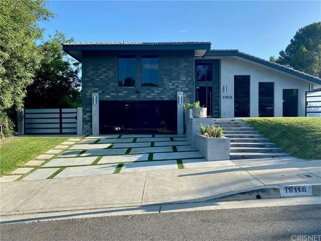 19118 Merion Drive, Porter Ranch, CA 91326 (#SR21158816) :: Mark Nazzal Real Estate Group