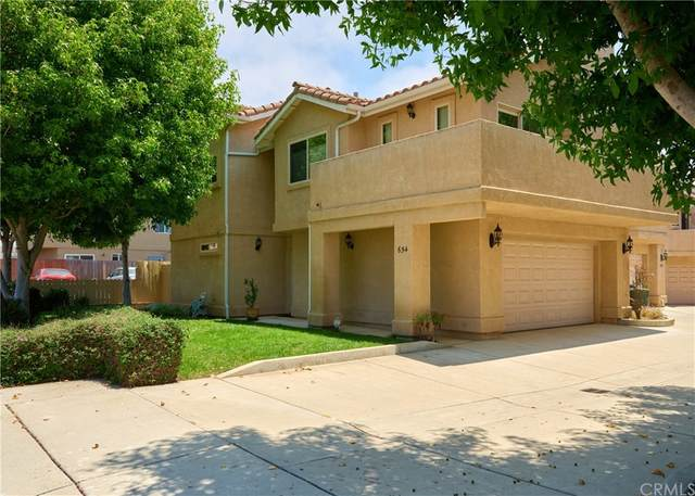 654 Rockaway Avenue, Grover Beach, CA 93433 (#PI21159638) :: The Marelly Group | Sentry Residential