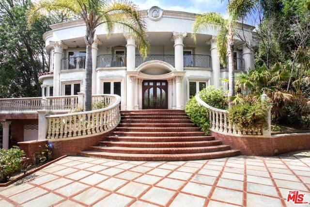 12310 W Sunset Boulevard, Los Angeles (City), CA 90049 (MLS #21763312) :: CARLILE Realty & Lending