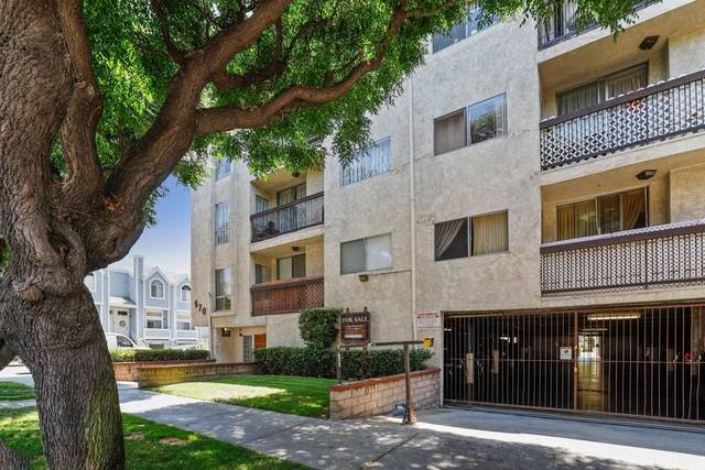570 W Stocker Street #114, Glendale, CA 91202 (#PF21158925) :: Latrice Deluna Homes
