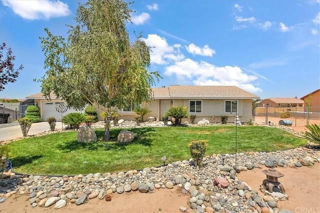 16330 Teton Street, Victorville, CA 92395 (#CV21159160) :: The Marelly Group | Sentry Residential