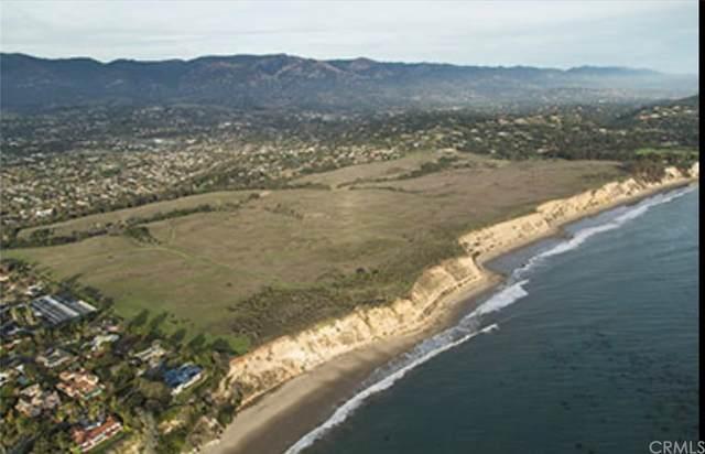 0 More Mesa Dr, Santa Barbara, CA 93110 (#CV21159913) :: Wendy Rich-Soto and Associates