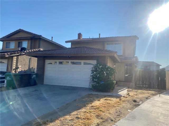 23592 Cinnamon Creek Court, Moreno Valley, CA 92557 (#CV21159932) :: The Miller Group