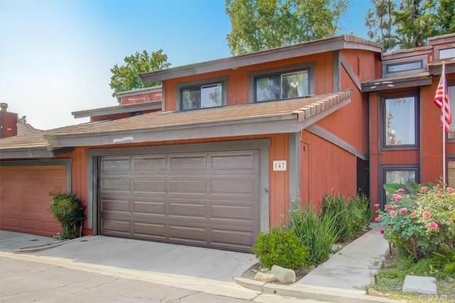 147 E Via Vaquero, San Dimas, CA 91773 (#CV21159765) :: Cal American Realty