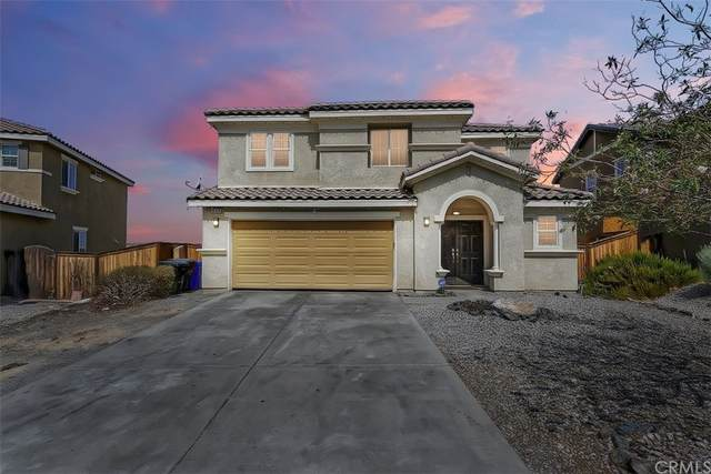 16974 Mastodon Place, Victorville, CA 92394 (#IV21156018) :: The Marelly Group | Sentry Residential