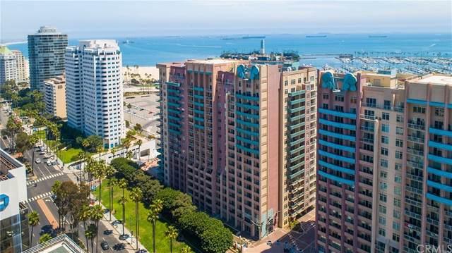 488 E Ocean Boulevard #405, Long Beach, CA 90802 (#OC21147580) :: Team Tami