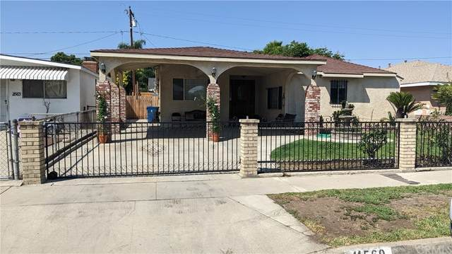 11569 Willake Street, Santa Fe Springs, CA 90670 (#PW21159942) :: Mainstreet Realtors®