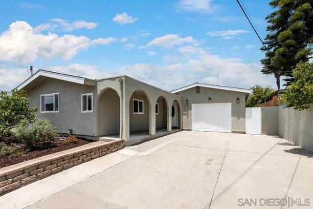 9130 Irvington Ave, San Diego, CA 92123 (#210020539) :: Powerhouse Real Estate