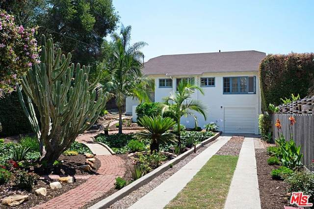 428 E Islay Street, Santa Barbara, CA 93101 (#21763444) :: Wendy Rich-Soto and Associates
