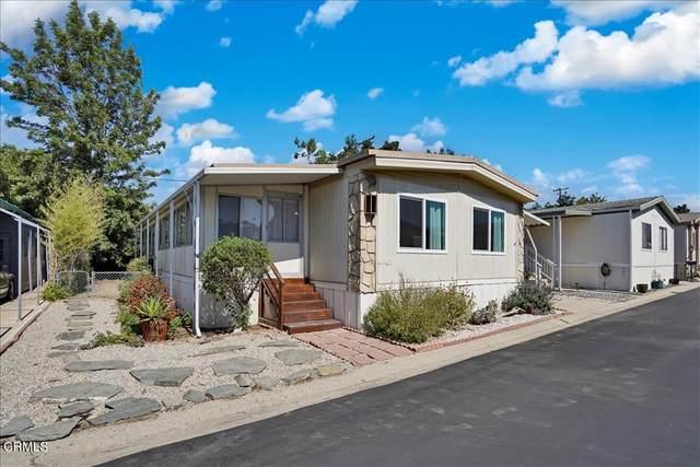 950 Woodland Avenue #39, Ojai, CA 93023 (#V1-7275) :: Zutila, Inc.