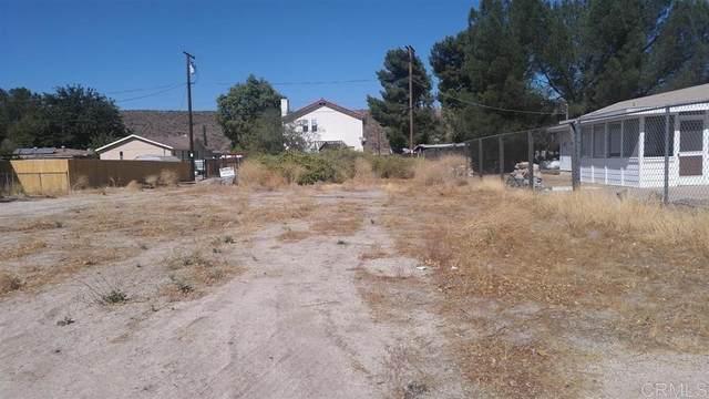 0 Brawley Av., Jacumba, CA 91934 (#PTP2105118) :: The Kohler Group