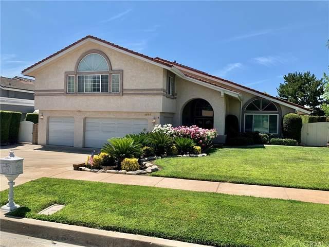 1014 Emerson Street, Upland, CA 91784 (#CV21160099) :: Latrice Deluna Homes