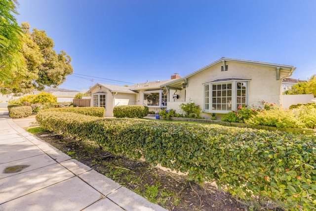 1617 Miguel Ave, Coronado, CA 92118 (#210020551) :: Jett Real Estate Group