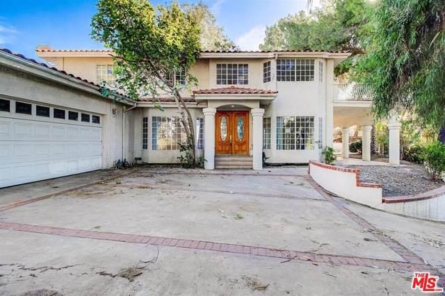5252 Darro Road, Woodland Hills, CA 91364 (#21763720) :: Jett Real Estate Group
