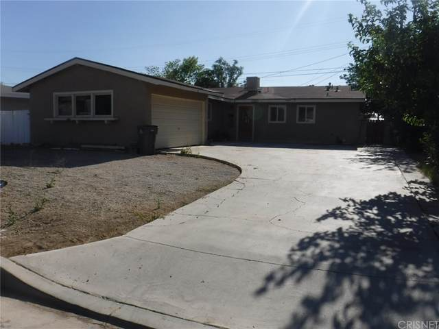 45345 Lostwood Avenue, Lancaster, CA 93534 (#SR21160143) :: The Marelly Group   Sentry Residential