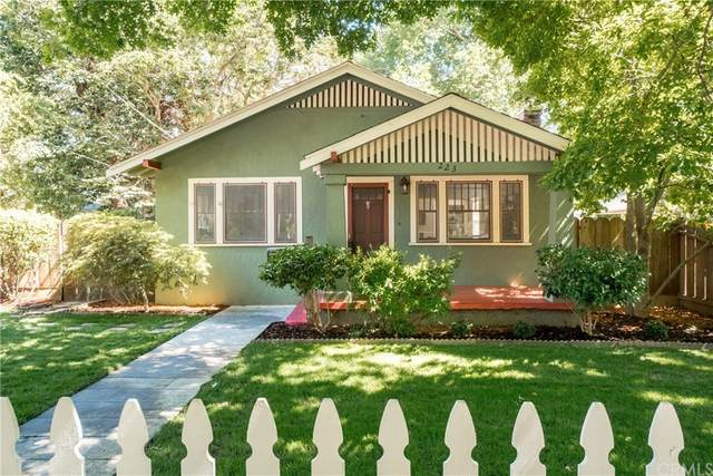223 W 2nd Avenue, Chico, CA 95926 (#SN21124402) :: The Laffins Real Estate Team