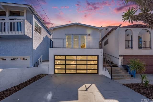 1815 Stanford Avenue, Redondo Beach, CA 90278 (#SB21146513) :: eXp Realty of California Inc.