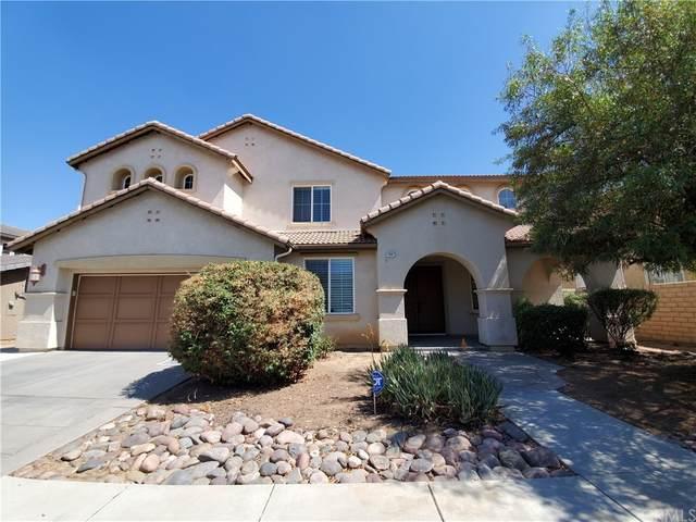 26662 Azalea Street, Moreno Valley, CA 92555 (#WS21156699) :: The Miller Group