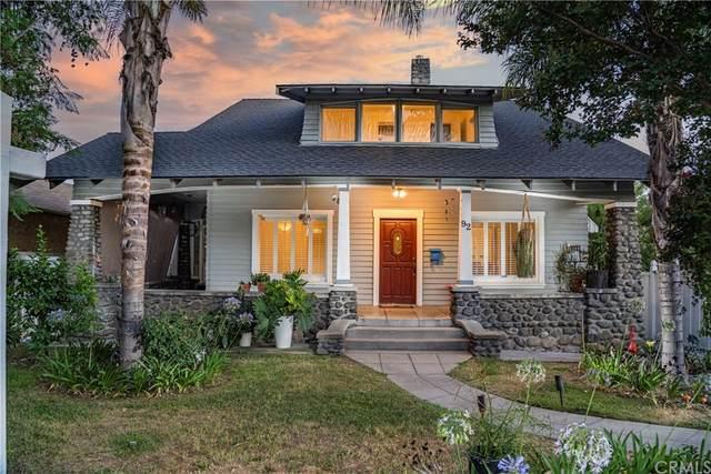92 W Arrow Hwy, Upland, CA 91786 (#CV21159574) :: Latrice Deluna Homes