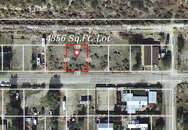 0 Adele Avenue, Cabazon, CA 92230 (#219065153PS) :: Jett Real Estate Group