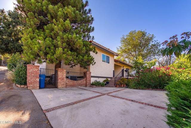 1305 Foothill Drive, Simi Valley, CA 93063 (#221004005) :: The Marelly Group | Sentry Residential