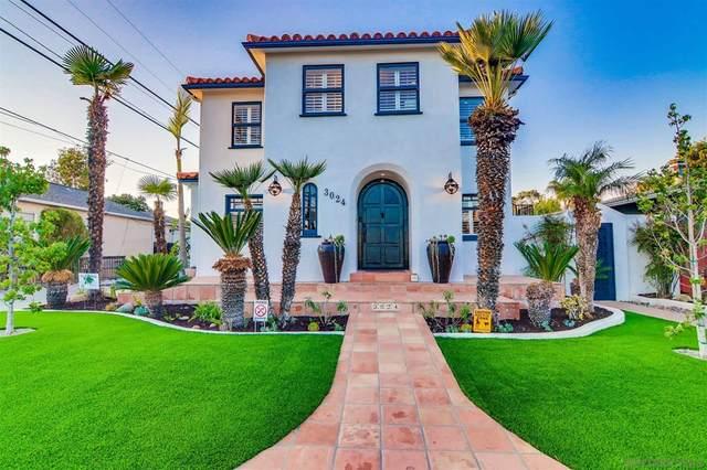 3024 Palm Street, San Diego, CA 92104 (#210020562) :: Mark Nazzal Real Estate Group