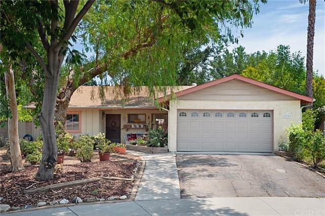 22901 Bassett Street, West Hills, CA 91307 (#SR21150318) :: Doherty Real Estate Group