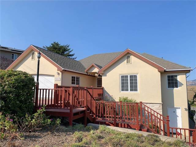 3163 Wood Drive, Cambria, CA 93428 (MLS #SC21157495) :: Desert Area Homes For Sale