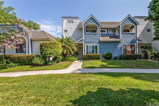705 E Lugonia Avenue #5, Redlands, CA 92374 (#IV21156770) :: The Miller Group