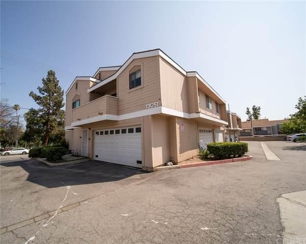 13051 Hubbard Street #5, Sylmar, CA 91342 (#SR21160226) :: Mark Nazzal Real Estate Group
