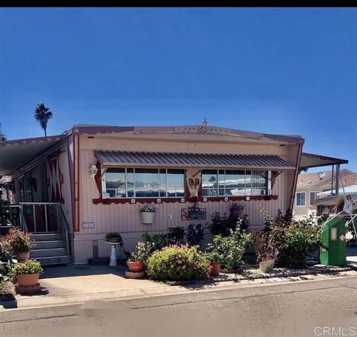 8301 Mission Gorge Road Spc 151, Santee, CA 92071 (#PTP2105122) :: Latrice Deluna Homes