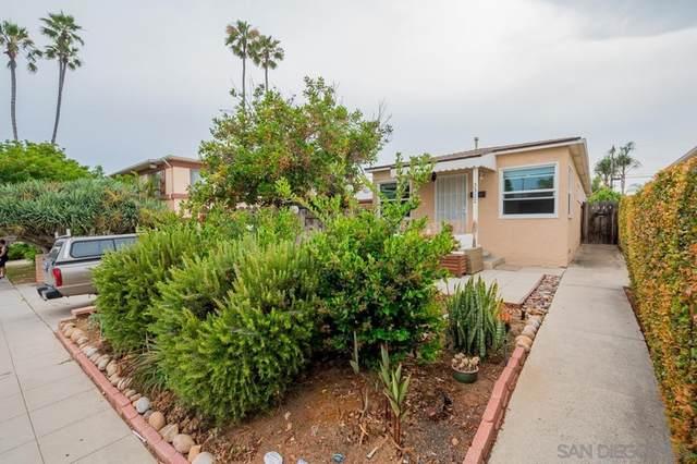 3322 24 Nile St, San Diego, CA 92104 (#210020561) :: Mark Nazzal Real Estate Group