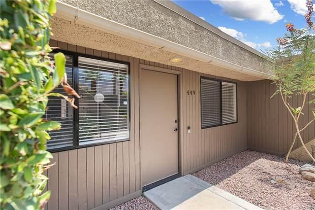 449 Bradshaw, Palm Springs, CA 92262 (MLS #PW21160035) :: Brad Schmett Real Estate Group