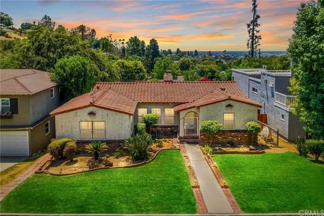 13520 Beverly Boulevard, Whittier, CA 90601 (#SW21157234) :: Latrice Deluna Homes